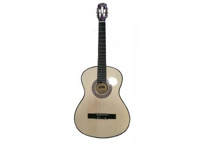 Eva 4/4 ( Tam Boy ) Klasik Gitar 5107N-1 ADET KILIF -5 ADET PENA HEDİYE